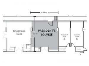 President's Lounge