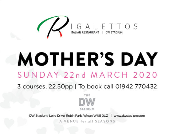 Mother's Day - Rigalettos