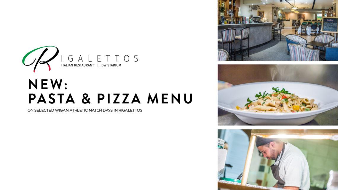 Pasta & Pizza - Website