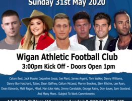 Celebrity Charity Football Match